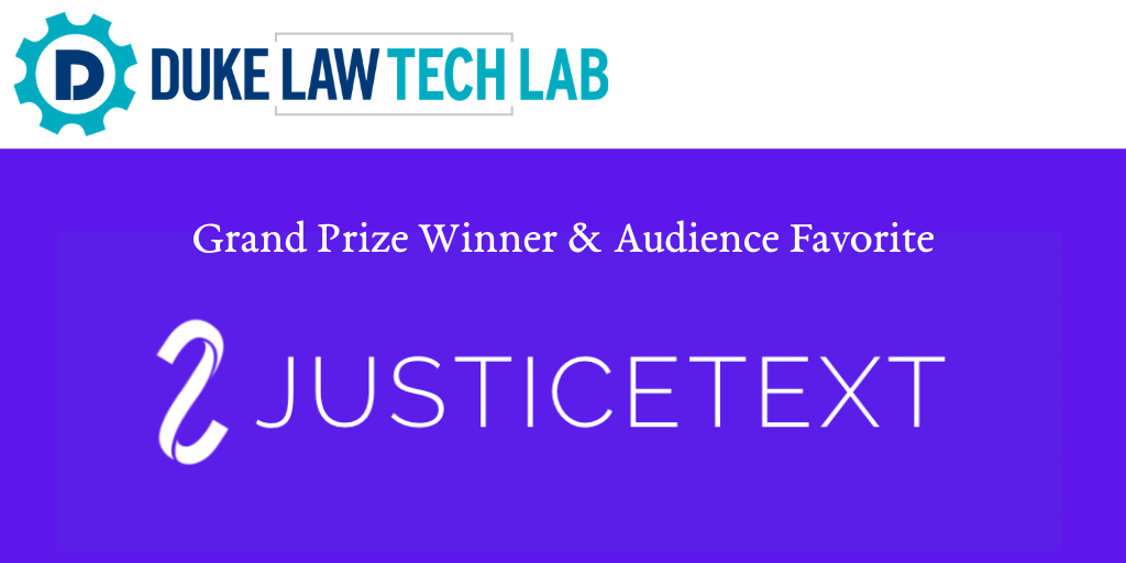 Grand Prize Winner JusticeText