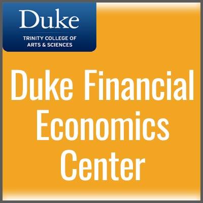 Duke Financial Economics Center Logo